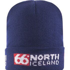 66° North Workman Cap Blue/Red & White